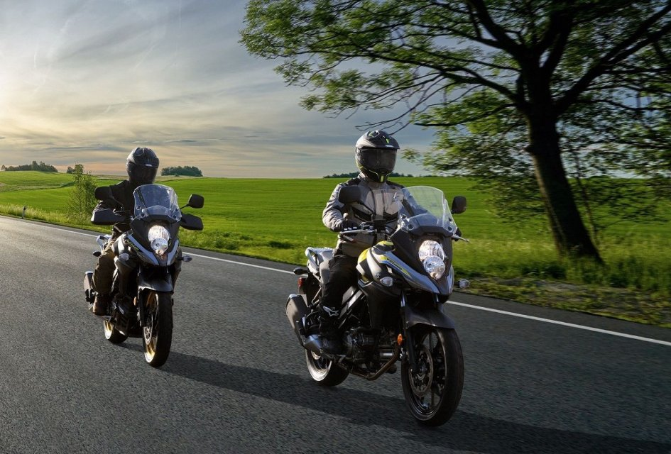 News Prodotto: Suzuki DemoRide Tour 2018: ben sei le tappe del week-end