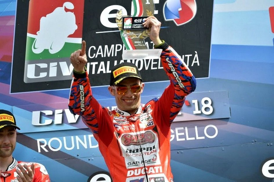 News: Weekend a Imola per i piloti dell'ELF CIV