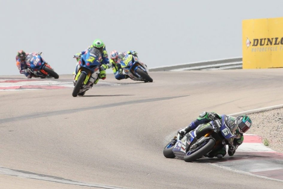 MotoAmerica: Elias crashes, Beaubier wins, surpassing Ben Spies