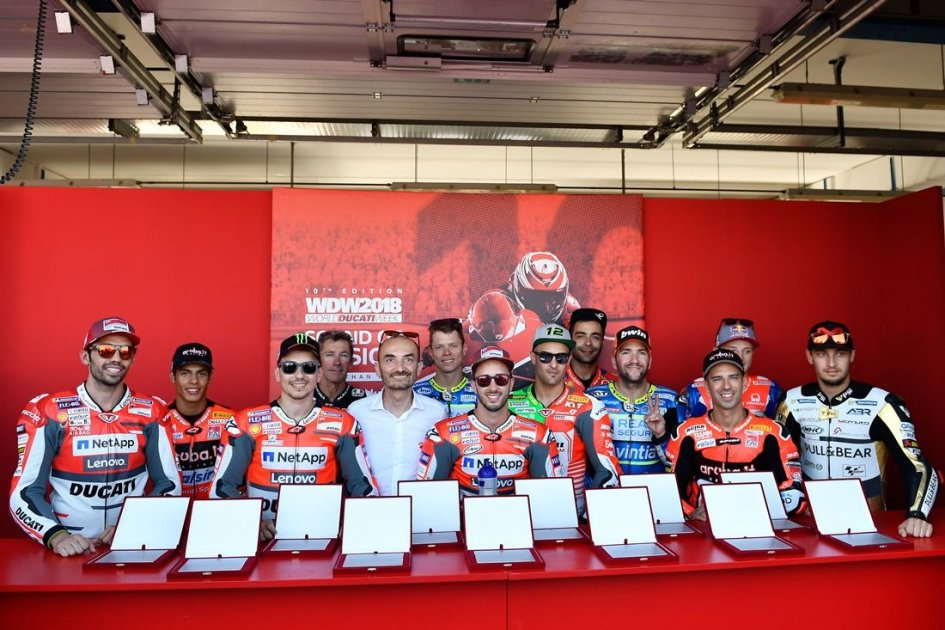 MotoGP: WDW, Race of Champions: Pirro in pole, 6° Dovizioso
