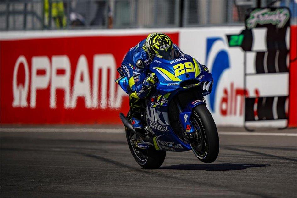 MotoGP: FP3: Iannone-Petrucci, doppietta tricolore al Sachsenring