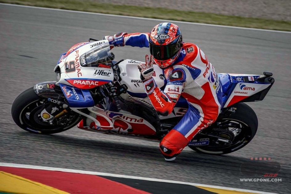 MotoGP: Petrucci: se Lorenzo è arrabbiato, domani partirò 3°