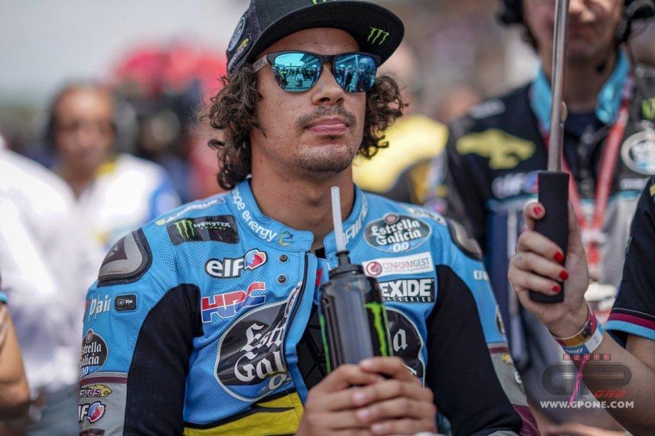 MotoGP: Morbidelli in forma dopo l'infortunio alla mano