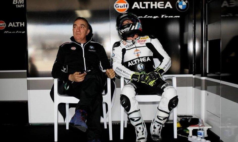 SBK: Bevilacqua: la BMW? Arriverà tardi. Solo Yamaha è pronta