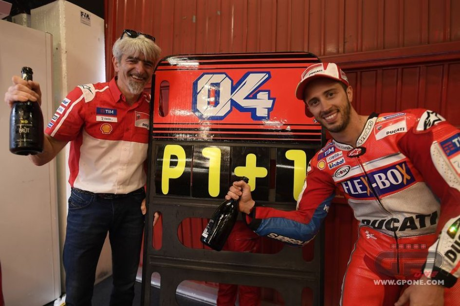 MotoGP: Dall'Igna: the aim is to win more GPs than Honda