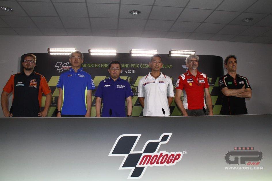 MotoGP: Dall'Igna: più aerodinamica avrebbe evitato l'incidente di Pirro