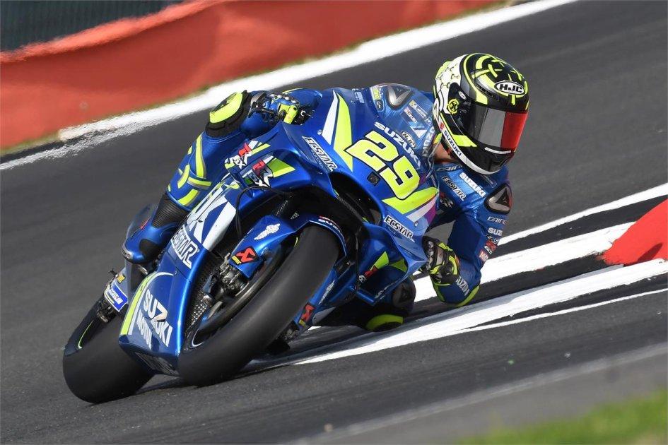 """MotoGP: Iannone: """"La pioggia potrebbe aiutare la Suzuki"""""""
