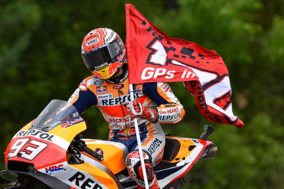 MotoGP: Márquez: I set my heart aside and used my head