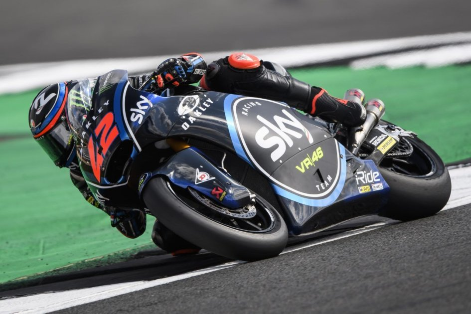 Moto2: Bagnaia primo in FP2 ad Aragon,Schrotter leader
