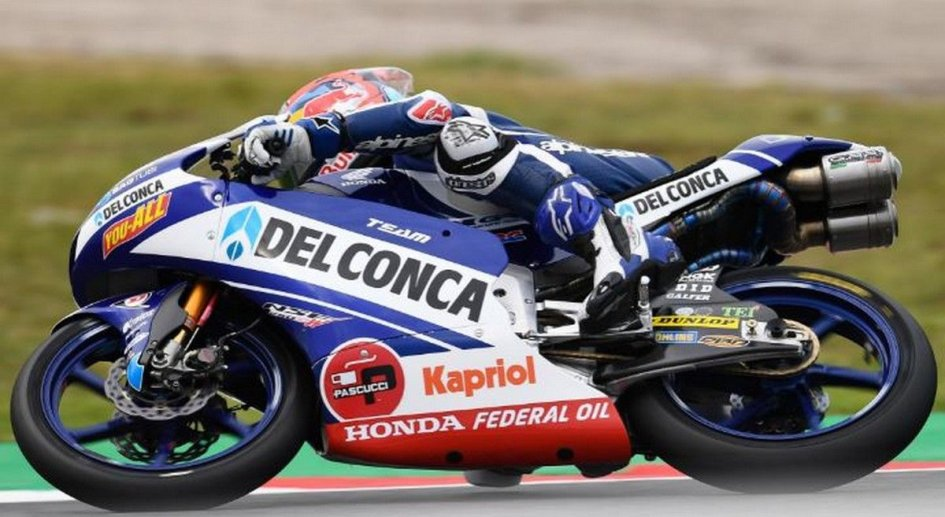 Moto3: FP2: a Misano Martin beffa Bezzecchi e Bastianini