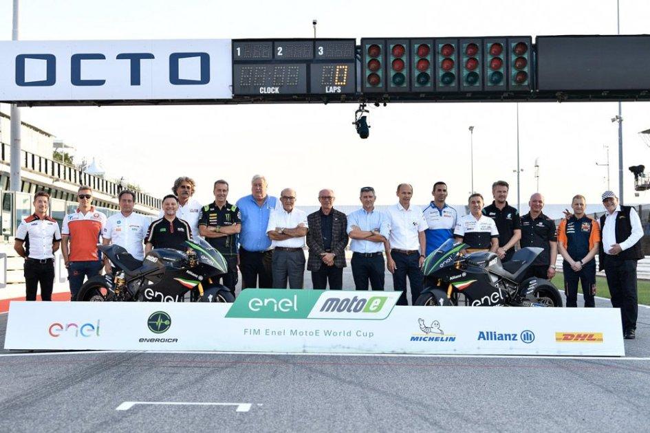 MotoE: Il calendario MotoE: 5 gare nel 2019, c'è anche Misano