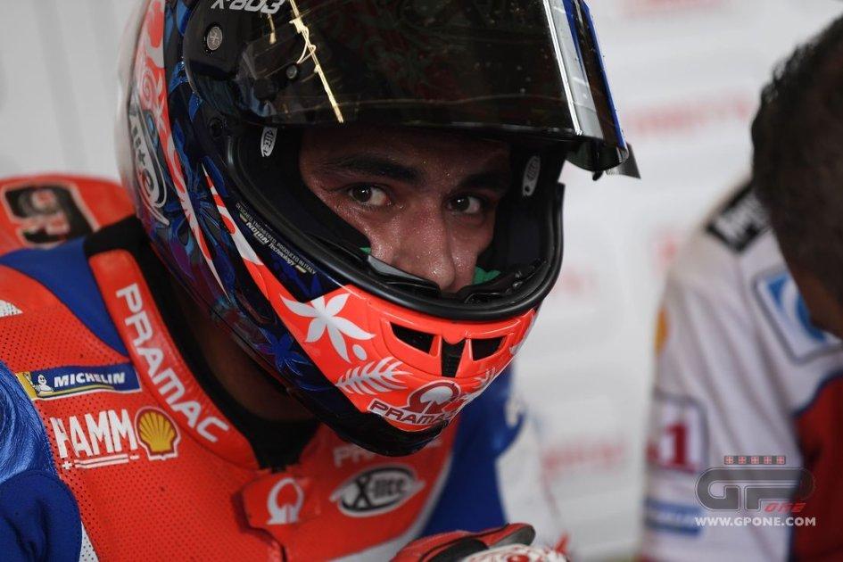 """MotoGP: Petrucci: """"Se la Ducati scegliesse oggi? Terrebbe Lorenzo"""""""