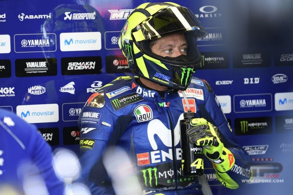 """MotoGP: Rossi is not giving in: """"I want to be back on the podium at Aragon"""""""