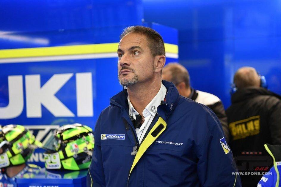 """MotoGP: Taramasso: """"Tentare la fuga non sarà la mossa vincente"""""""