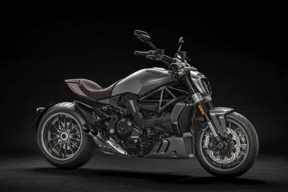 News Prodotto: Ducati: nuova livrea per la XDiavel
