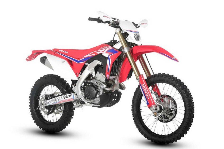 """News Prodotto: Honda RedMoto CRF 300R Enduro LE: 20 moto """"anabolizzate"""""""