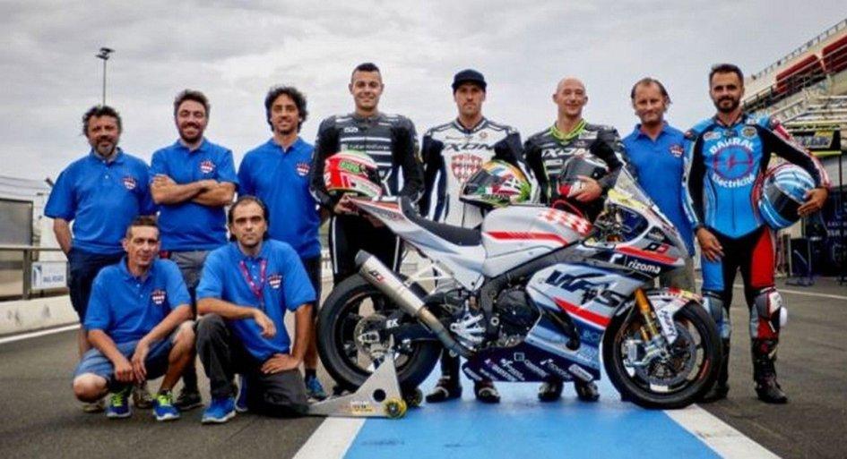 SBK: Andrea Grillini riparte dall'Endurance
