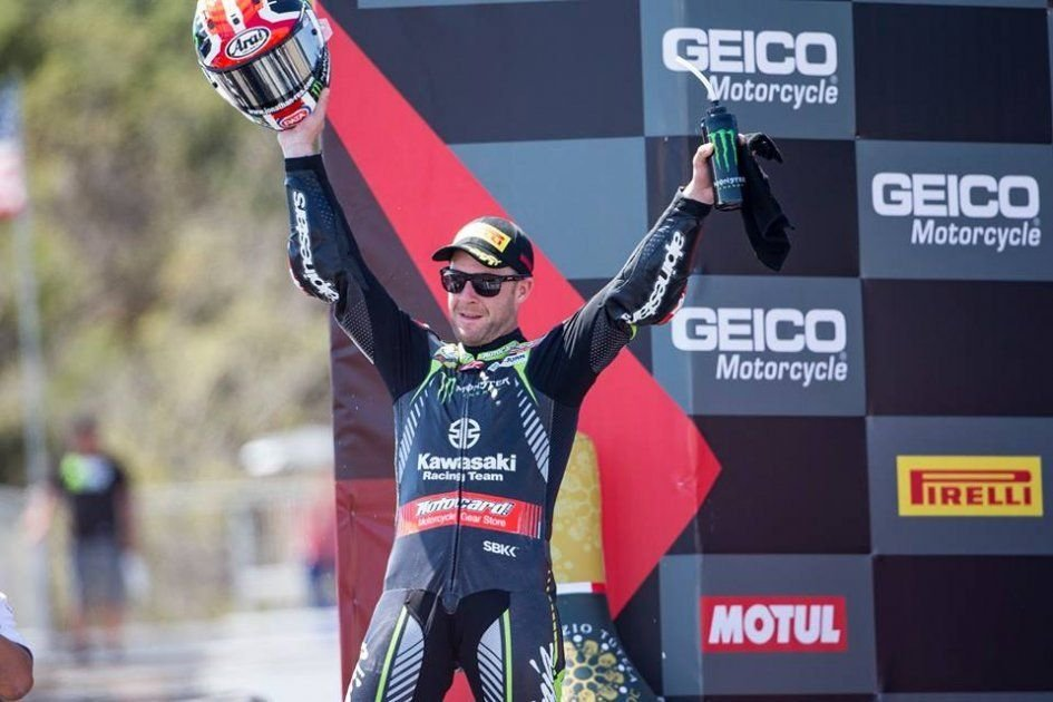 SBK: Rea slays, winning half of races run with the Kawasaki