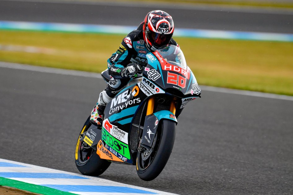 Moto2: FP3: Quartararo il più veloce, 4° Bagnaia