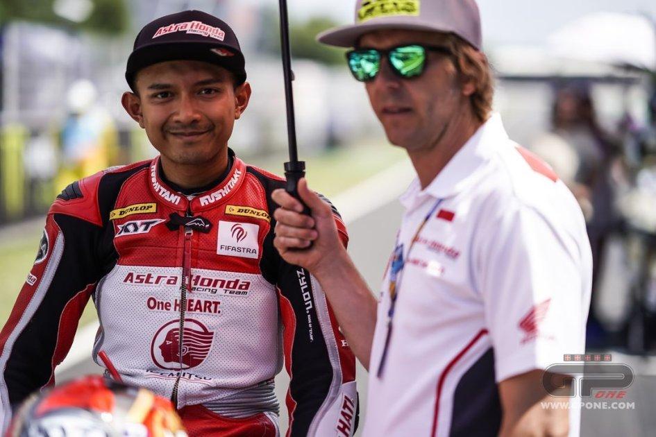 Moto2: In Malesia Pratama sostiuirà Bendsneyder