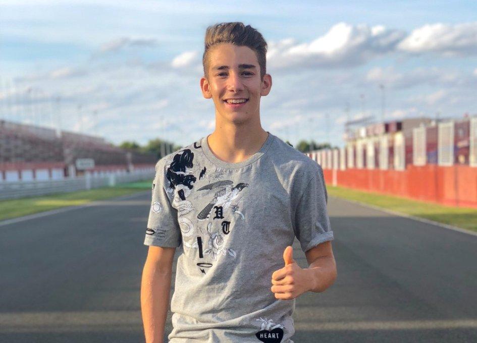 Moto3: Per il 2019 Gresini punta su Rossi... ma è Riccardo
