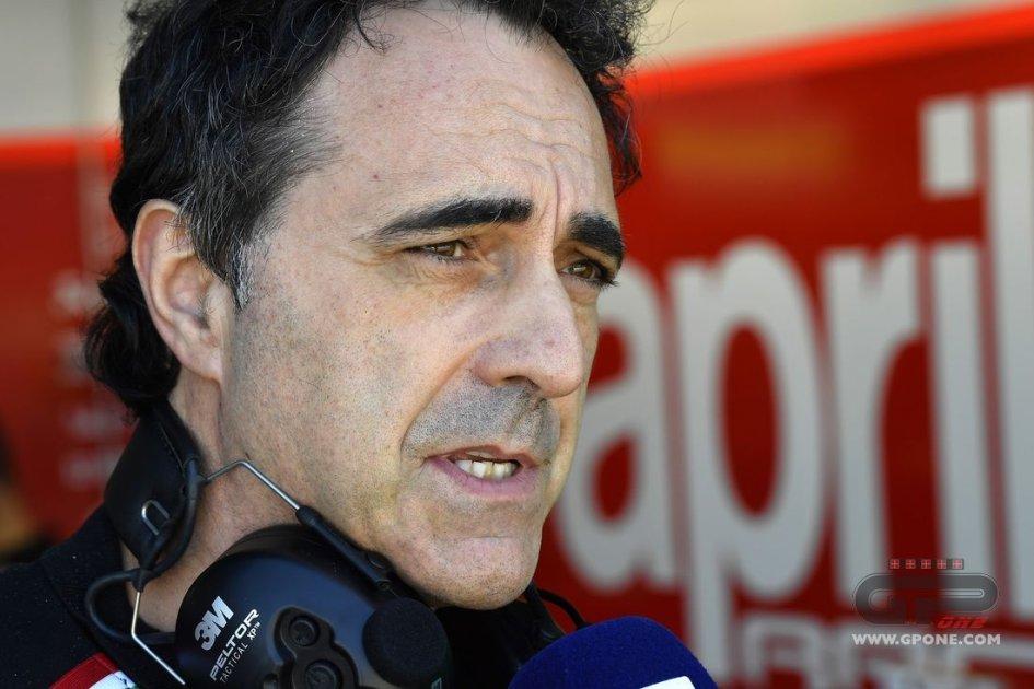 MotoGP: Albesiano: una Aprilia RS-GP tutta nuova per Iannone