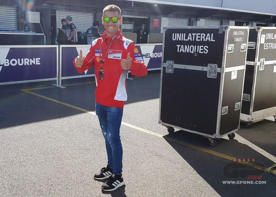 MotoGP: Alvaro Bautista in Red at Phillip Island