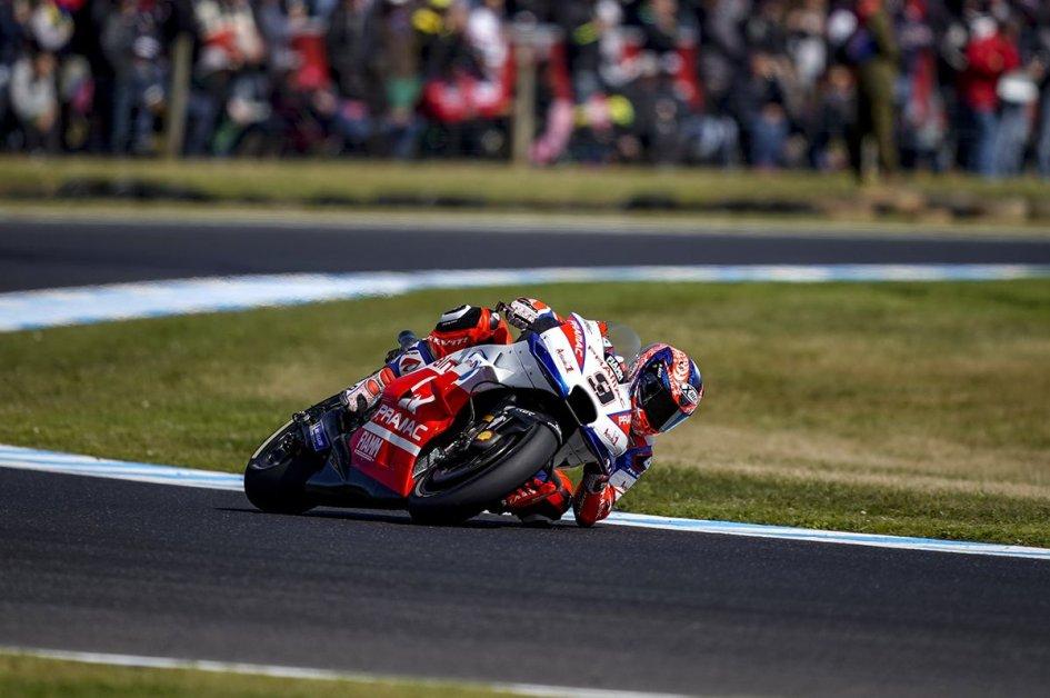 """MotoGP: Petrucci: """"Forse per fare belle gare devo partire male"""""""