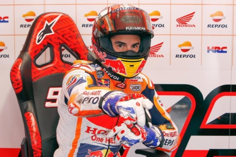 """MotoGP: Marquez non ha dubbi: """"Iannone favorito per la vittoria"""""""