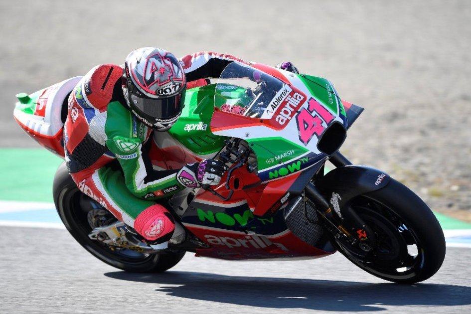 """MotoGP: A. Espargarò: """"In Australia l'Aprilia mostrerà tante novità"""""""