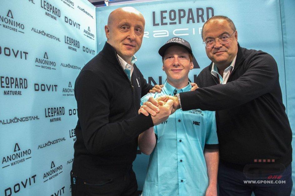 News: Joel Kelso nel CIV con Leopard Italia