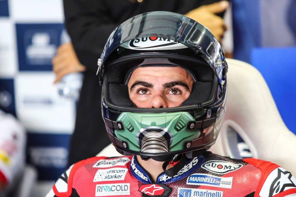 Moto2: Ancora guai per Romano Fenati: denunciato dalla polizia