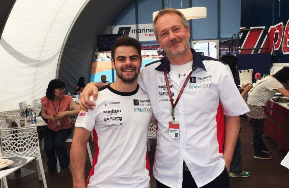 Moto2: Bedon: con Fenati ripartiamo da zero, e speriamo ancora nella Moto2