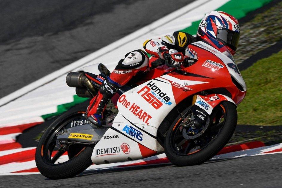 Moto3: Atiratphuvapat sorprende tutti nella FP1 di Sepang