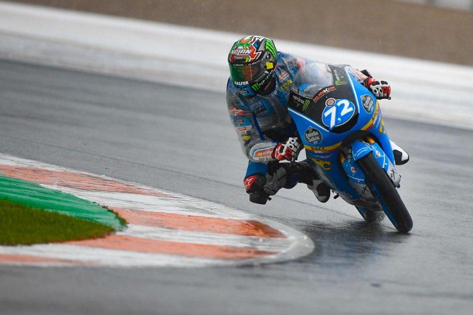 Moto3: FP2: Lopez davanti a tutti, 2° Bezzecchi