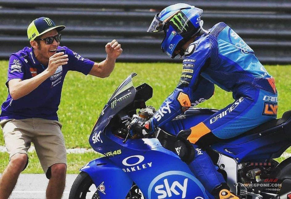 """MotoGP: Rossi: """"Poteva essere il giorno più bello della mia carriera"""""""