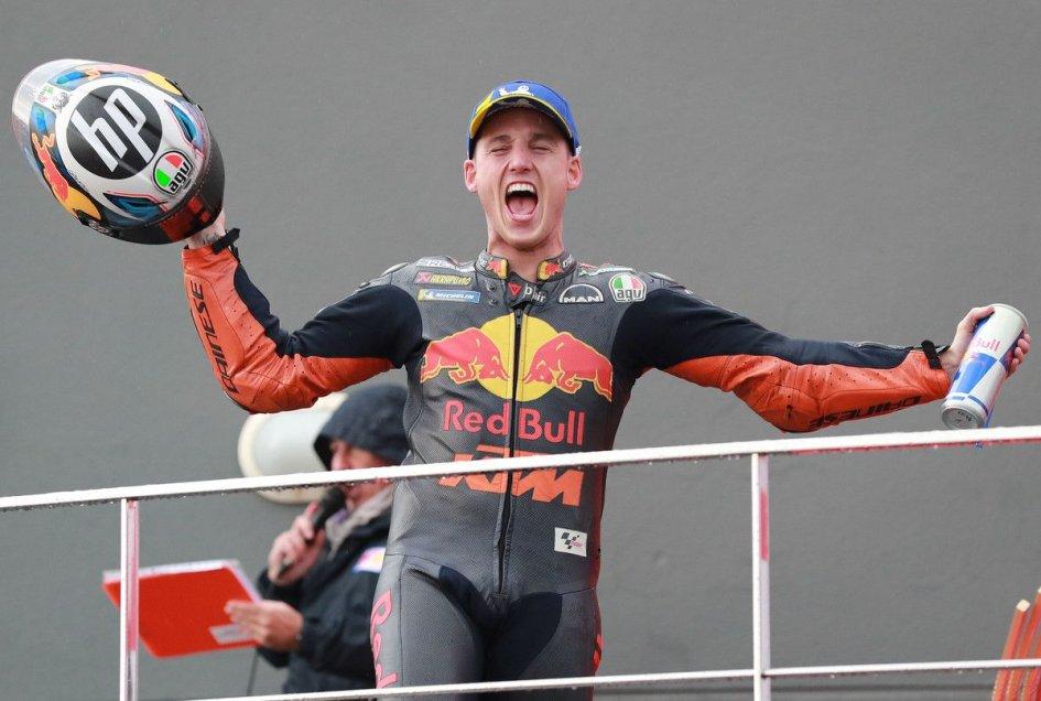 """MotoGP: P. Espargarò: """"Il podio ha chiuso il cerchio della giornata KTM"""""""