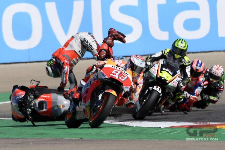 MotoGP: 'Tagliando' di Natale in Ospedale per i piloti del Motomondiale