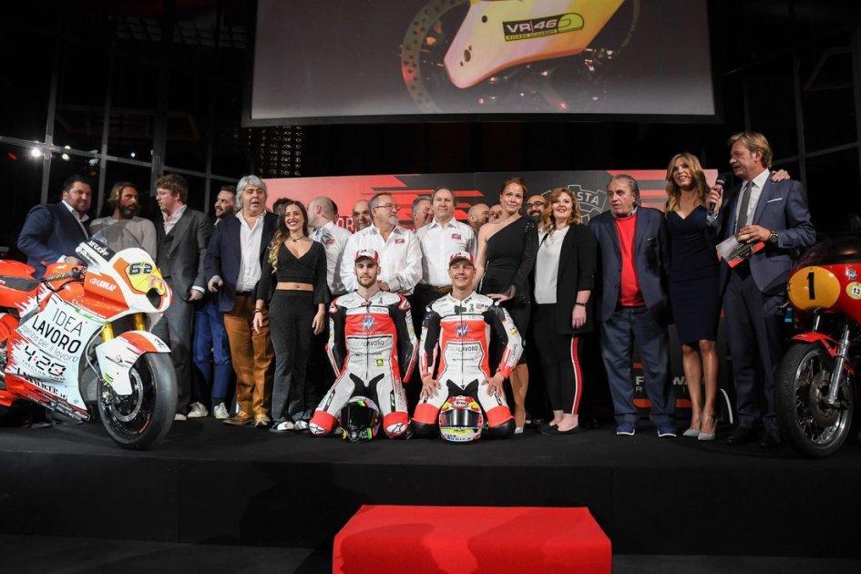 "Moto2: Castiglioni: ""Winning is essential for MV Agusta"""