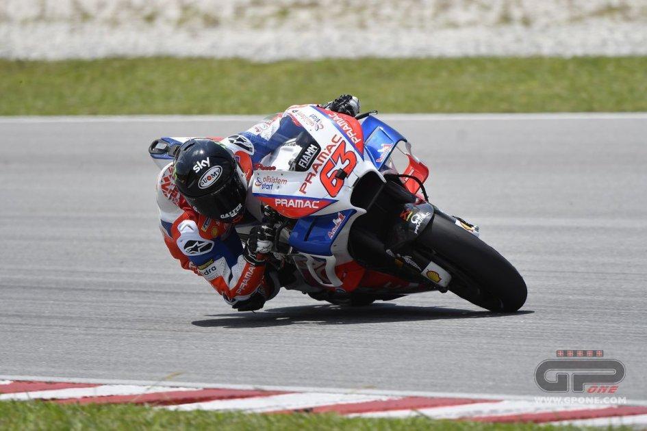"""MotoGP: Bagnaia: """"Ogni giro capisco qualcosa di nuovo della Ducati"""""""