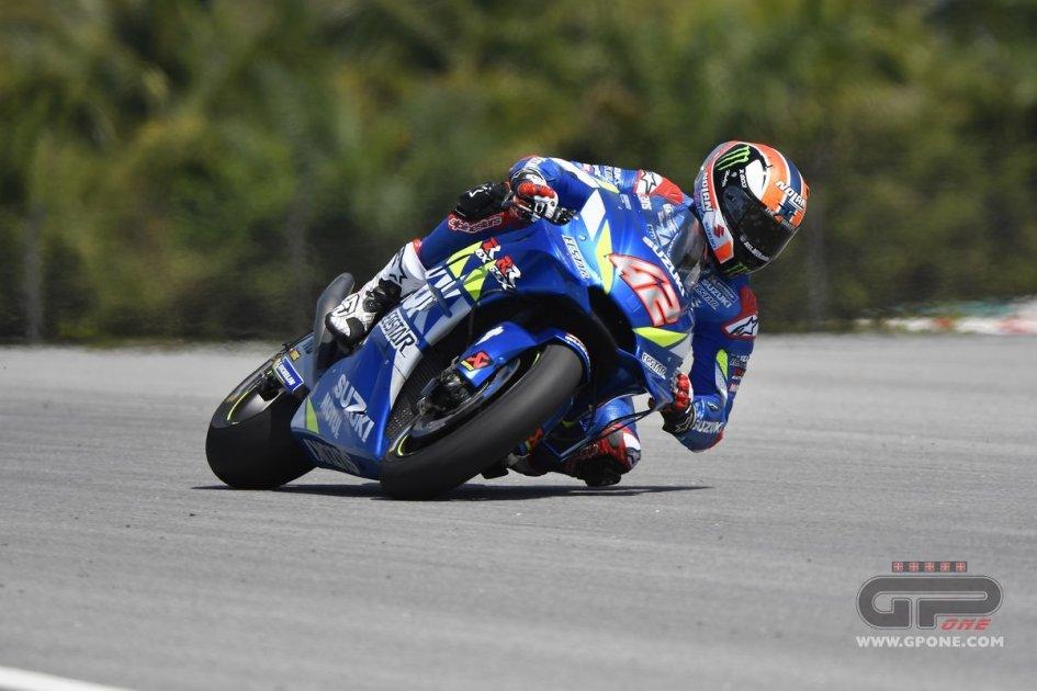 """MotoGP: Rins: """"Adesso la Suzuki è arrivata a un gran livello"""""""