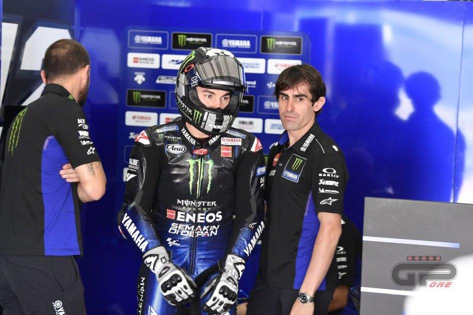 """MotoGP: Vinales: """"Battere le Ducati? Oggi era impossibile"""""""