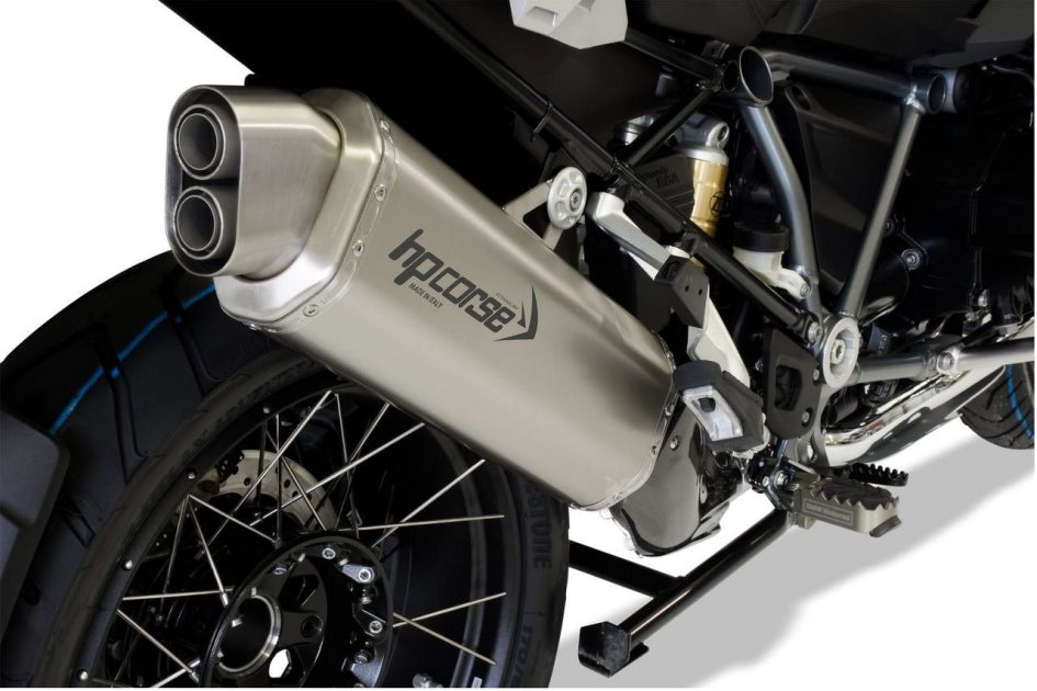 """News Prodotto: HP Corse 4-Track: più """"voce"""" alla BMW R 1250 GS"""