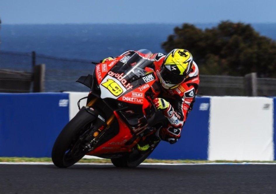"""SBK: Bautista: """"La V4 non si è mai avvicinata alla MotoGP come ora"""""""