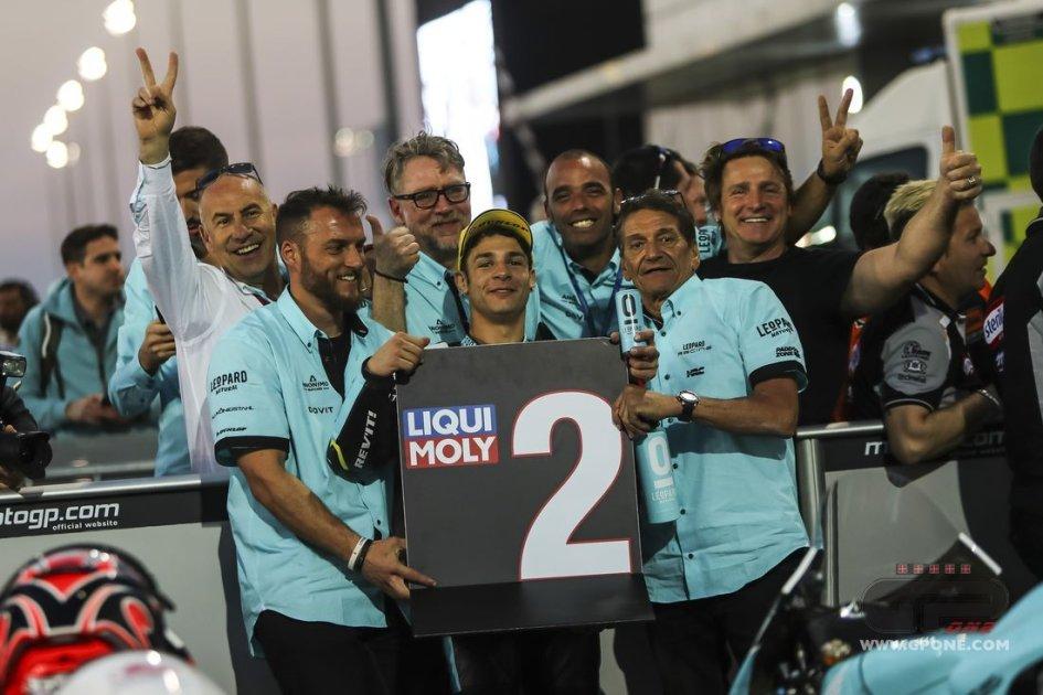 """Moto3: Dalla Porta beffato: """"strategia sbagliata, ci riproverò"""""""