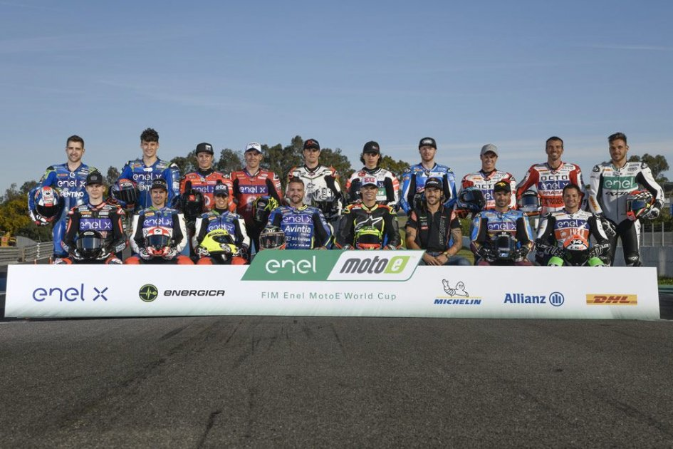 MotoE: The new calendar: first race Sachsenring in July