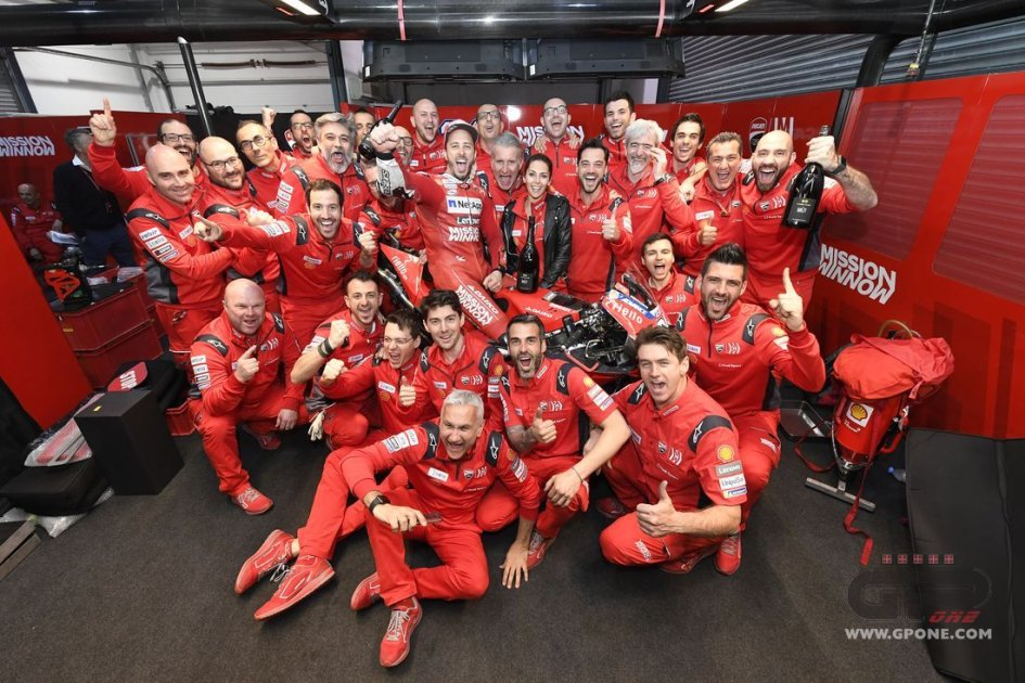 """MotoGP: Dovizioso: """"Now I'm truly a top rider"""""""