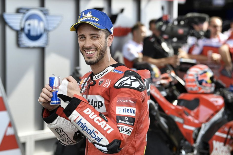 "MotoGP: Dovizioso: ""I didn't expect to be so fast"""