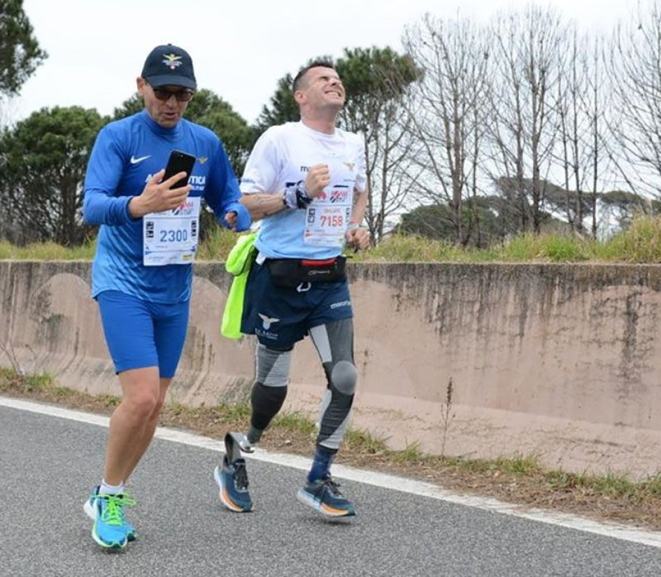News: Emiliano Malagoli: dalla Roma-Ostia alla maratona di New York