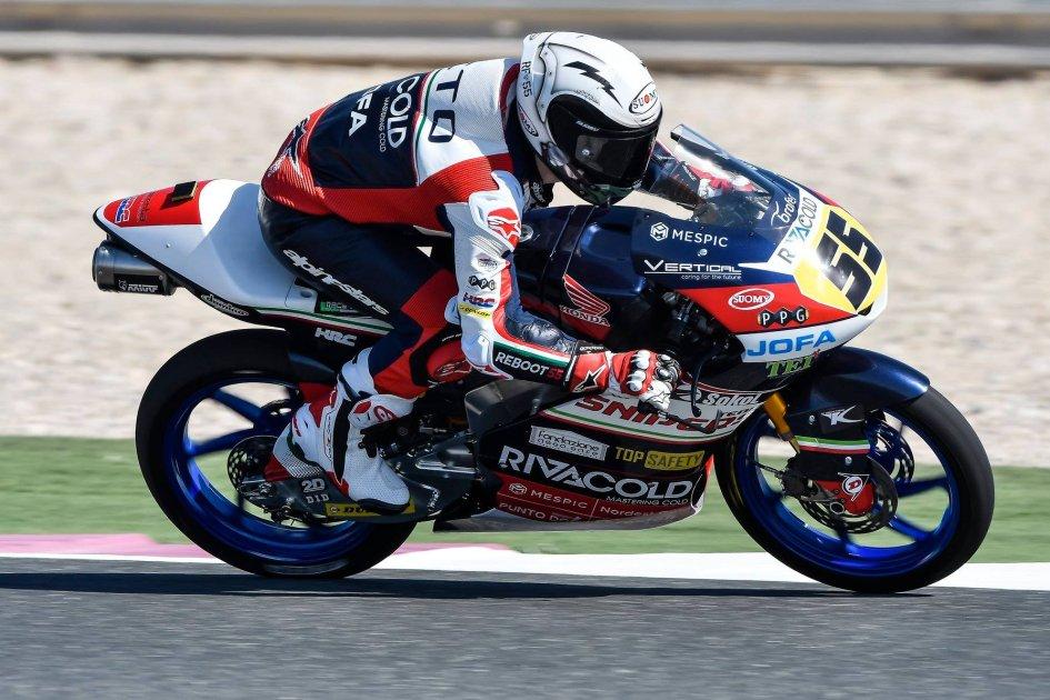 Moto3: Tris tricolore ad Austin: 1° Fenati seguito da Foggia e Antonelli